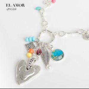 Plunder El Amour necklace